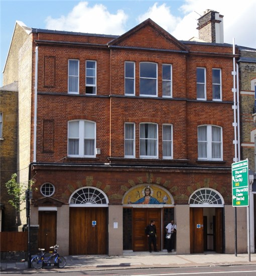 Image result for holy redeemer church brixton road